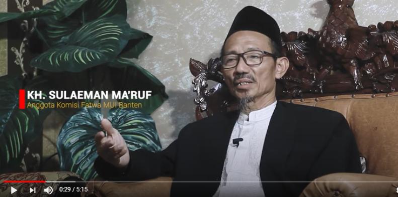 KH Sulaiman Maaruf