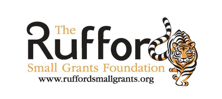 Rufford Small Grant