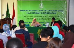 seminar-haji-ramah-lingkungan