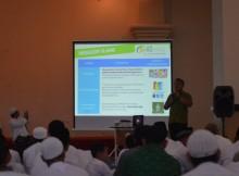 Pengarahan Soft Lauching tentang Green Hajj Travel Haji Majelis Azzikra