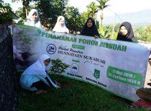 Penananman Pohon Husnayain -