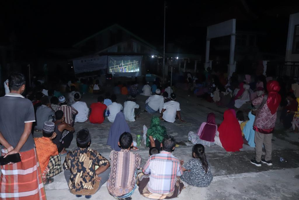 Nonton Bareng film Dai Konservasi, sosialisasi Fatwa MUI dan Perdagangan Ilegal Satwa Langka di Indonesia