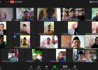 Teknologi komunikasi menyambungkan silaturahmi para dai konservasi di Indonesia dan Malaysia