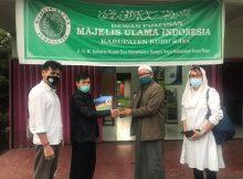 Silaturahmi Ketua PPI-UNAS bersama Ketua MUI Kubu Raya dan Kepala BKSDA Kalimantan Barat